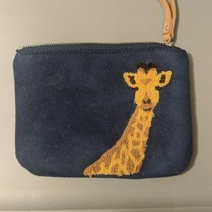 Old Navy Giraffe Wristlet